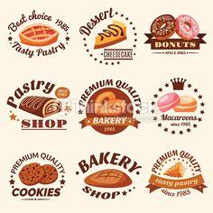 tipografias de panaderia y pasteleria - Buscar con Google