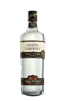 Grappa di cabernet - Distilleria Andrea Da Ponte - I nostri distillati