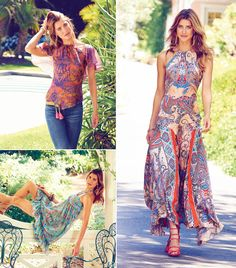 Read the article 'Summer of Love: 7 New Patterns ' in the BurdaStyle blog 'Daily Thread'.