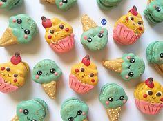 Shopkins macarons