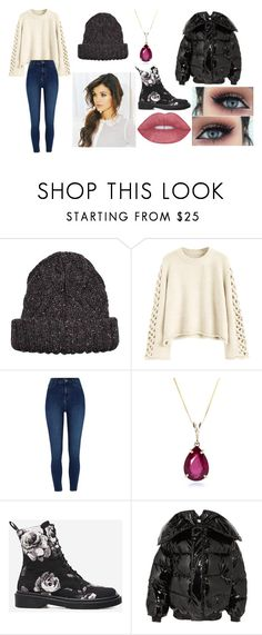 """Mall"" by fashion-luver-1209 on Polyvore featuring San Diego Hat Co., River Island and Vetements"