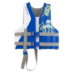 Stearns Antimicrobial Child (30-50lbs) Hydroprene Life Jacket/Vest - http://www.skiyouth.com/kids-ski-clothing/stearns-antimicrobial-child-30-50lbs-hydroprene-life-jacketvest/