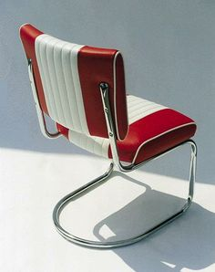 Bel Air Chair | Fifties retro furniture. Awesome chair!