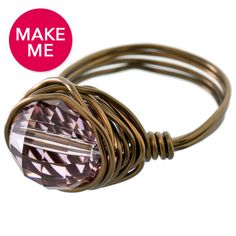 Love Potion Ring #valentinesday #valentines follow The DIY Show for amazing Pinspirations