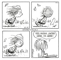 First Appearance: March 16th, 1984 #peanutsspecials #ps #pnts #schulz #peppermintpatty #maam #under #here www.peanutsspecials.com