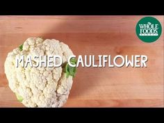 Mashed Cauliflower:  Blend 1 medium cauliflower, cut into florets, boiled until tender, and drained; tbsp cashew butter; ¼ c hemp milk; and ¼ cup cauliflower water from boiling.  Add Vegizest.
