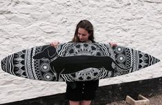New September Contest entry from Eve N. Branded Caps, Summer Hats For Women, Skate Art, Surfboard Art, Sun Care, Surf Art, Woman Beach, Wakeboarding, Old And New