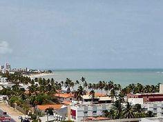 Golden Flat 01 ou 02 quartos na Praia de Manaíra