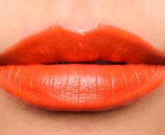 Obsessed with Orange lippies- NARS Timanfaya Satin Lip Pencil. just added to my make up drawer!
