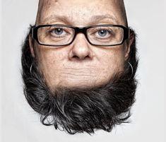 Noticia: Las curiosas cabezas invertidas de Thorsten Schmidtkord
