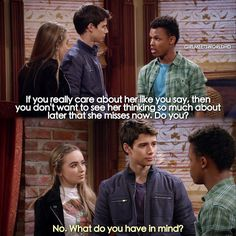 Girl Meets World (3x12) This was an interesting turn of events!