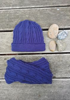 bo n Bonnet Crochet, Knitted Hats, Couture, Knitting, Diy, Fashion, Wool, Knit Hats, Moda