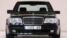 Brabus 1993 Mercedes-Benz E500 W124
