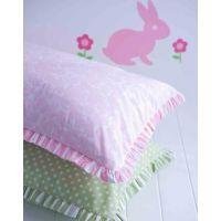 pillowcase with frill www.mamadoo.com.au #mamadoo #girls #bedding