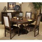 AICO Furniture - Bella Cera 5 Piece Dining Table Set - 38001-38033-5SET
