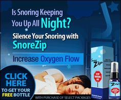 Click Here: http://healthsupplementproducts.com/SnoreZip.php  |   SnoreZip ? is not a pill, mask or other device that has to be worn. It's an all-natural, homeopathic oral spray designed to help alleviate the symptoms that may be causing you to snore, so you and your partner can get the benefits that come with getting better quality sleep. http://healthsupplementproducts.com/SnoreZip.php