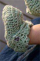 Download Crochet for Baby * Bootie Trio