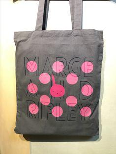 Marge & Ripley canvas bag #mnr #margeandripley #ygrafica #license #ootd #fashion #graphic #character #animation #apparel #bag #shoes #beauty #home #deco #mobile #case #iphone #collaboration #마르쥬앤리플리 #와이그라피카 #캐릭터 #라이센스 #패션 #그래픽 #라이프스타일 #브랜드 #콜라보레이션