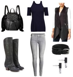 Geek Chic: Fashion Inspired by Jaylah from Star Trek Beyond - College Fashion