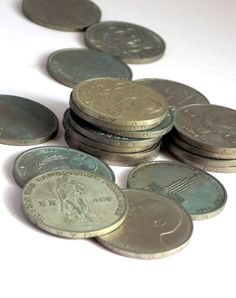 Collectible coins USSR, Rare coins USSR, Coins catalogue, 20 Coins 1 ruble…