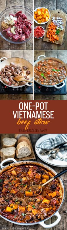 One-Pot Vietnamese Beef Stew | Here's What You Should Eat For Dinner This Week