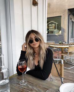 Josi Pellicano California Cool Style Blonde balayage Hair