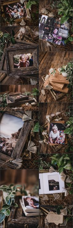 Rustic organic photography products: barn wood frames, cotton prints and leather albums Product Photography, Photography Tips, Portrait Photography, Barn Wood Frames, Albums, Packaging, Organic, Rustic, Prints