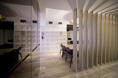 Une évidente démonstration de la plus value qu'apporte un architecte lorsqu'il imagine un appartement dès la conception.