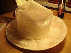 Роскошные шляпки от Ольги Брест своими руками