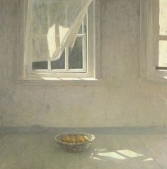 Jan Van Der Kooi - Interior with Still life and Window