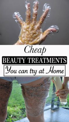 Cheap beauty treatments you can try at home