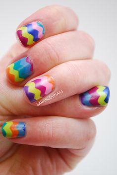 Splatter paint nails nails and paint on pinterest