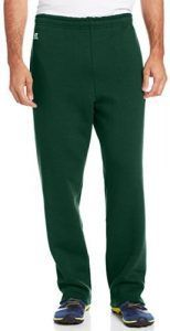 Russell Athletic Men's Dr-Power Fleece Open Bottom Pocket Pant The Russell athletic dri-power open bottom fleece pant is a top-selling style and a customer Russell Athletic, Athletic Men, Athletic Outfits, Mens Workout Pants, Sweatpants With Pockets, Robin Costume, Thing 1, Fleece Pants, Sport Man