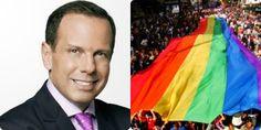 João Doria diz que vai apoiar e participar da Parada Gay