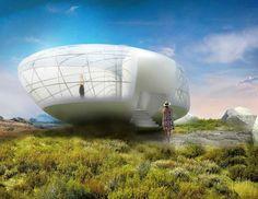 Architectural Design: Nest Pod by Fernando Romero | Covet Edition