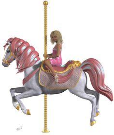 RJs DazZariffic Spot: Carousel Girl