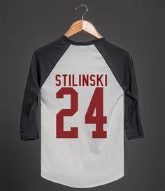 Teen Wolf Lacrosse Wolf Stilinski