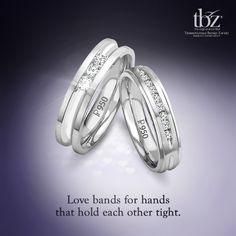 If that glorious moment of #anniversary is on the way,  may we suggest a #gift.  Details here: www.tbztheoriginal.com/store-locator.html #WeddingsbyTBZ #TBZ #Jewels #Jewellery #Wedding #India #Indian #Bride #Ring #LoveBands #Platinum #Gold #Diamond #Beautiful #Husband #Wife #Marriage