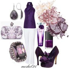 Purple - Polyvore