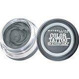 (Pack of 3) Maybelline New York Eye Studio Color Tattoo Metal 24 Hour Cream G...