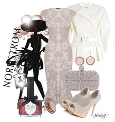 """""""Holiday Glam with Nordsrtom"""" by hrfost1210 on Polyvore"""