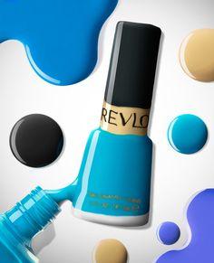 Revlon Nail Varnish by Ian Revlon Nagellack, Still Life Photographers, Makeup Photography, Product Photography, Beautiful Nail Designs, Nail Decorations, Halloween Nails, Barbershop, Beauty Makeup