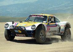 1986 Porsche 911 Baja racer