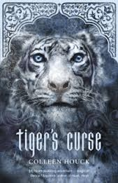 Tiger's Curse posted by Aubrey Siino at Bookin' with Sunny Book Reviews!