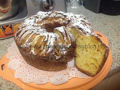 Ricetta Ciambellone alle mele Kenwood | Kenwood Cooking Blog Kenwood Titanium, Kenwood Cooking, Cooking Chef, Master Chef, Chiffon Cake, Bagel, Baked Potato, Donuts, Muffin