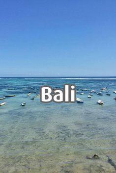 O que fazer, ver e visitar em Bali