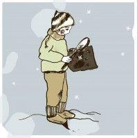 Talventutkija - erilaisia tutkimustehtäviä alakouluikäisille.