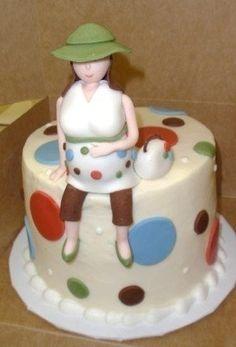 best baby shower cake ever!