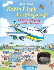 Wohin fliegt das Flugzeug?