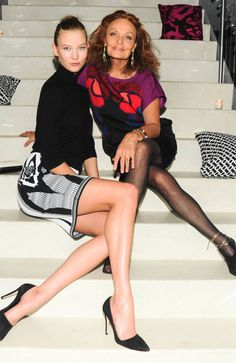 Diane Von Furstenberg celebrates 40 Years of DVF- see all of the party photos here!